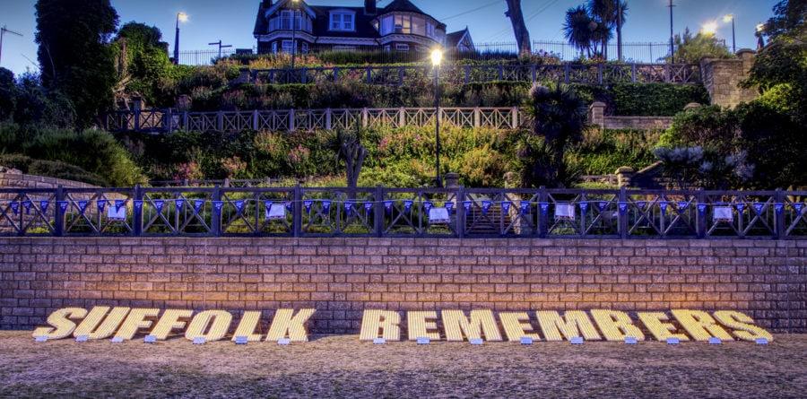 100 days until Suffolk Remembers returns to Felixstowe