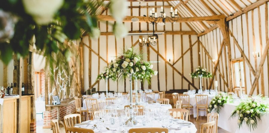 Bruisyard Hall hosts Spring Wedding Open Day – 14th April