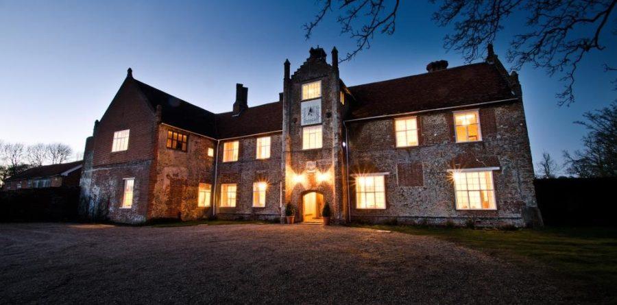 The perfect celebration venue  – Bruisyard Hall & Barn