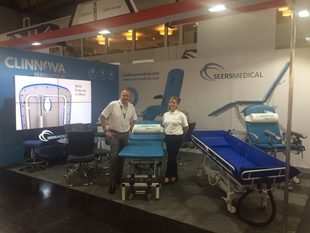 Suffolk medical business secures first international contract