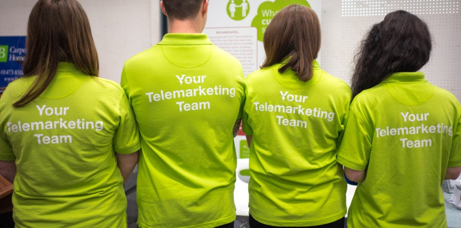 Your Telemarketing celebrates eighth birthday with special offer