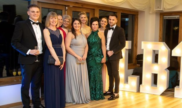 Lowestoft accountants' charity ball raises £4,780 for local good causes