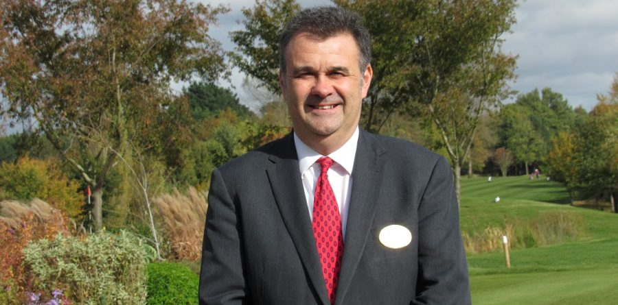 Ufford Park celebrates appointment of new hotel manager
