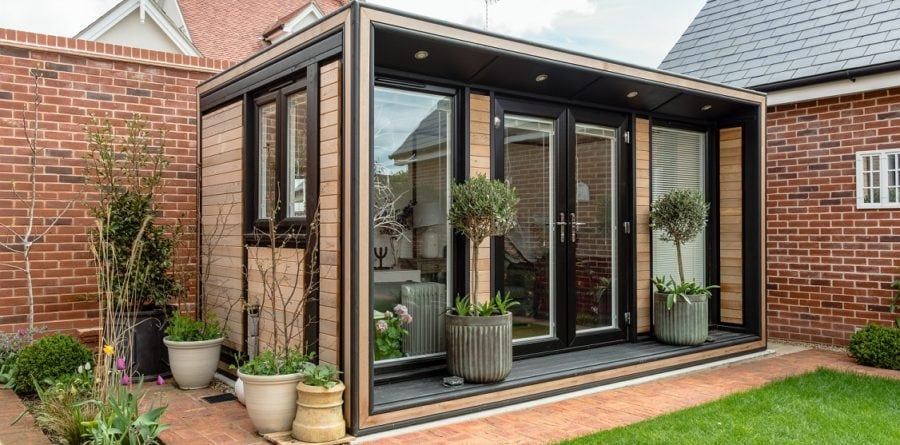 Could a SMART Garden office improve your work life balance?
