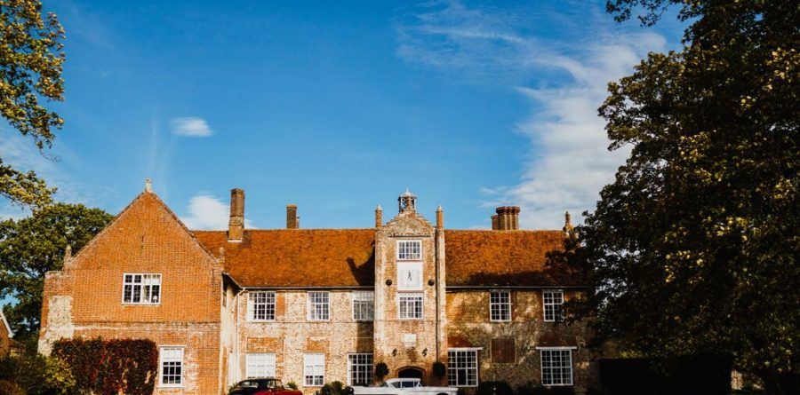 Bruisyard Hall is the 700-acre estate you can call your own…
