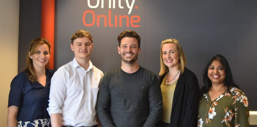 Unity Online fosters a new in-house culture to underpin client experience strategy