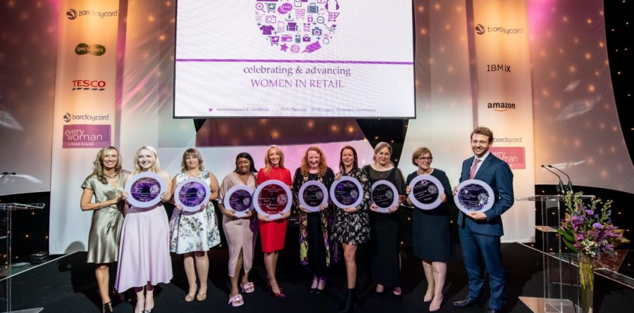Time is running out to nominate in the 2019 'Barclaycard everywoman in Retail' Awards