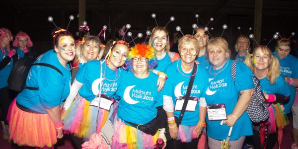 St Elizabeth Hospice Midnight Walk