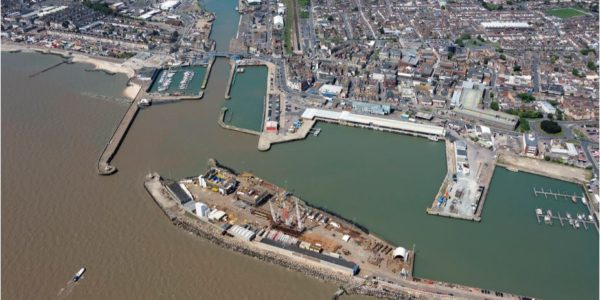 Port of Lowestoft