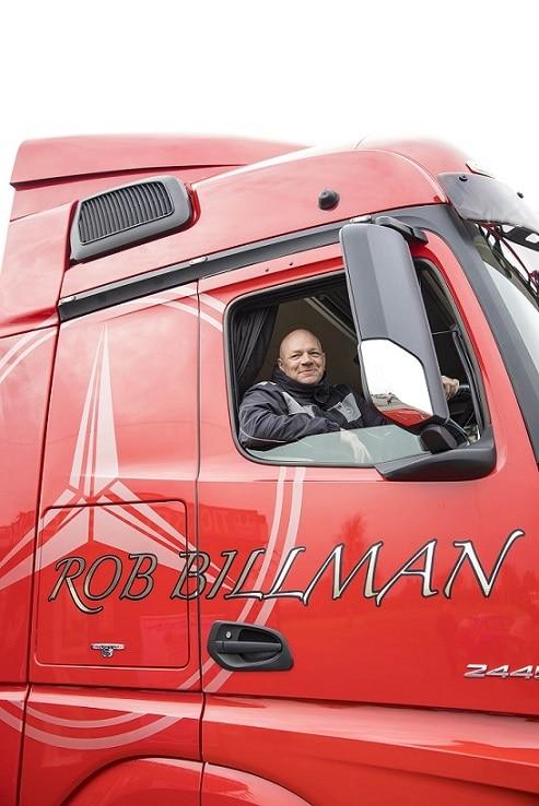 Haulier celebrates five years of no vehicle breakdowns
