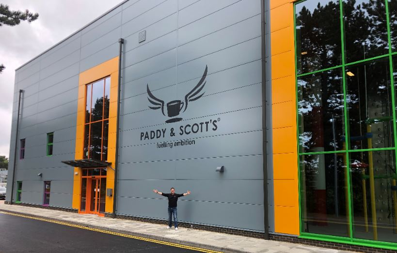 Paddy & Scott's Largest Fuelling Station Opens in Ipswich