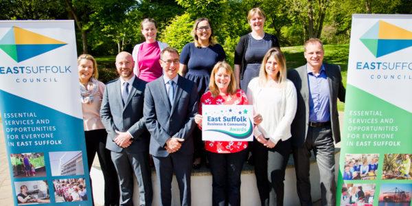 East Suffolk Business & Community Awards