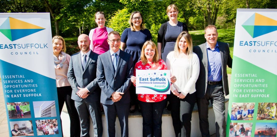 East Suffolk Business & Community Awards 2019 are open for entries