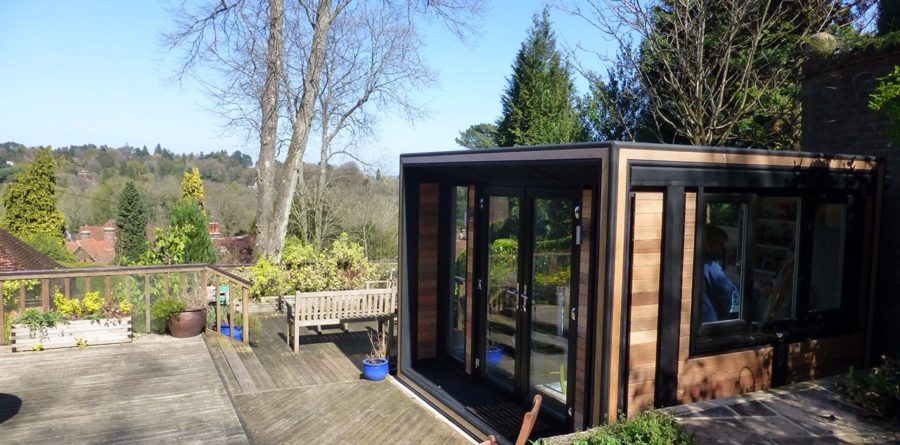 How to: Improve your health & wellbeing with a SMART Garden Room