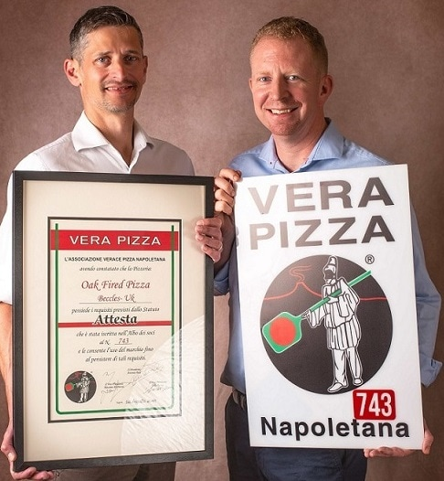 Beccles Restaurant Owner Heads to Pizza Olympics